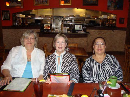 E) Linda, Bonnie, and Lollie