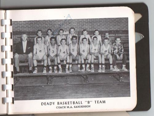 Deady Basketball B Team