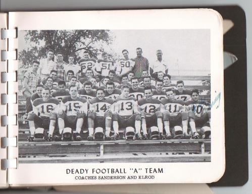 Deady Football Team
