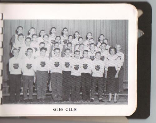 Deady Boys Glee Club
