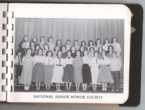 Deady Junior Honor Society
