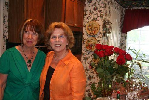 EJ) Alma & Doris
