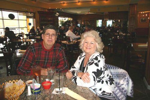 CA) Ray Prichard and Judee Utgard Schroeder