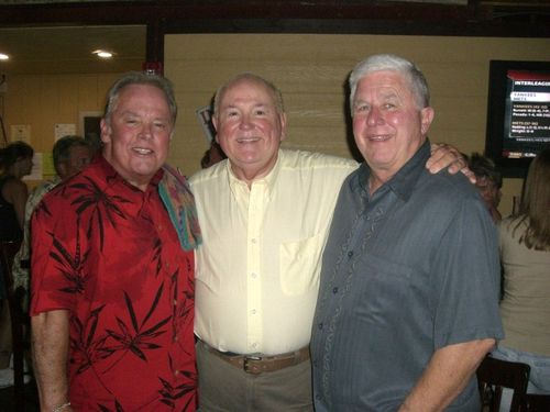 C) Sonny, Wally, and Joe at Heads 'N Tails, 6-27-09