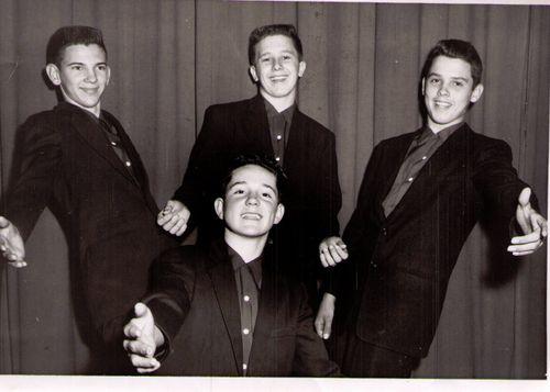 D) The Pastels circa 1960