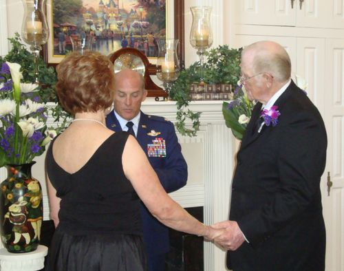 D) Laura and Loyd Renew Their Vows