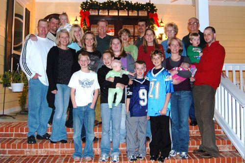 (Pb) - Christmas Day at the Lofgren's 2008