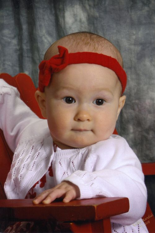 C) Olivia - Girl With Bow