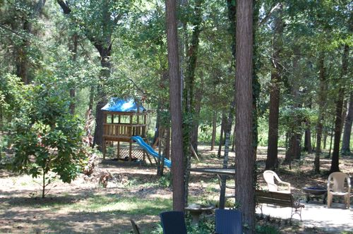 Da - Beyond the Patio and the Playscape...