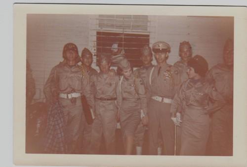 An ROTC Impromptu Trek
